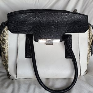 Nine West bag with snake print